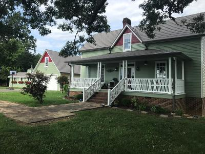 Chatsworth, Eton Single Family Home For Sale: 1091 Woodlawn Road