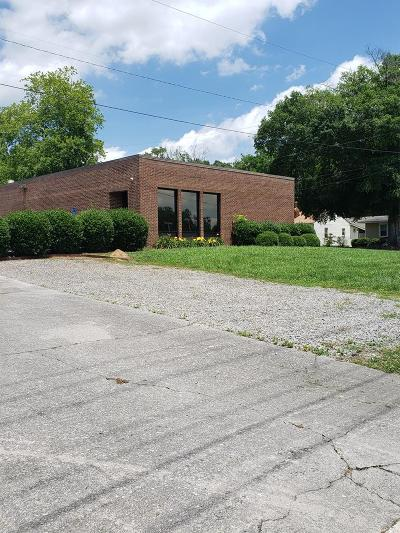 Catoosa County, Whitfield County, Murray County Commercial For Sale: 1581 E Walnut Avenue