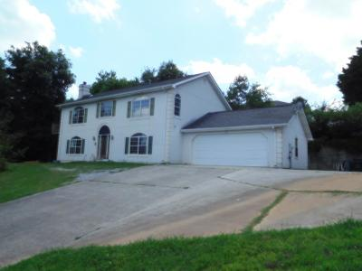 Dalton Single Family Home For Sale: 1170 Percheron Drive