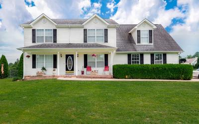 Ringgold Single Family Home For Sale: 13 Crosswinds Drive