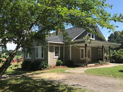 Cohutta, Varnell Single Family Home For Sale: 5018 Mount Olivet Road