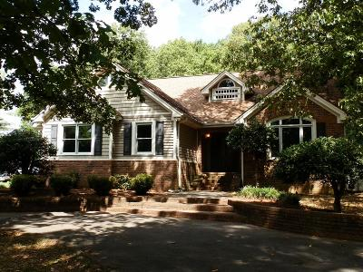 Chatsworth, Eton Single Family Home For Sale: 1027 Fort Mountain Drive