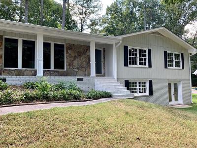 Dalton Single Family Home For Sale: 213 Meadowdale Drive