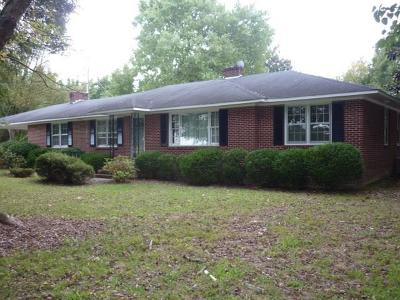 Dalton Single Family Home For Sale: 2601 Cleveland Hwy