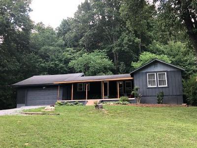 Ringgold Single Family Home For Sale: 1409 Burning Bush Rd