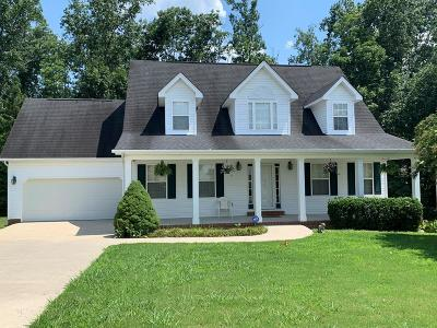 Ringgold Single Family Home For Sale: 678 Cardinal Road
