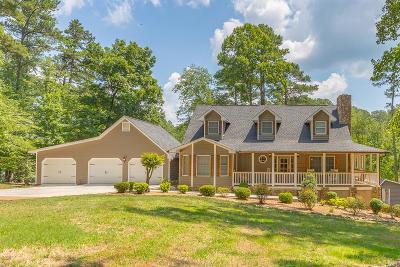 Cohutta, Varnell Single Family Home For Sale: 926 Black Bass Road