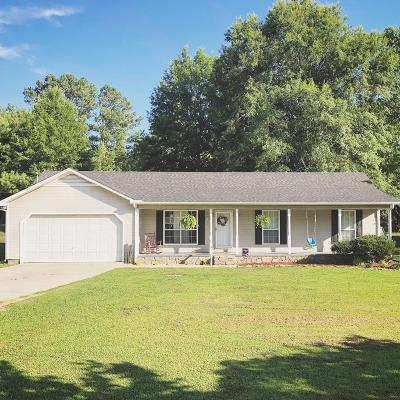 Chatsworth, Eton Single Family Home For Sale: 24 Murray Springs Road