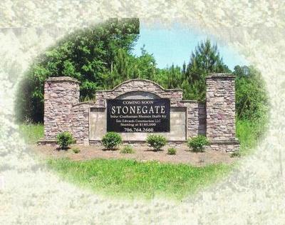 Cohutta, Varnell Residential Lots & Land For Sale: Stonegate Place
