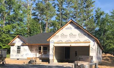 Dalton Single Family Home For Sale: 170 Creek's Cove