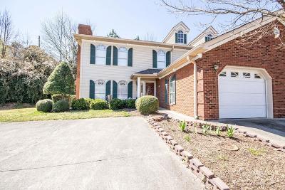 Dalton Single Family Home For Sale: 1701-#35 Willow Oak Lane