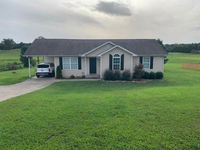 Cohutta, Varnell Single Family Home For Sale: 4187 Prospect Road