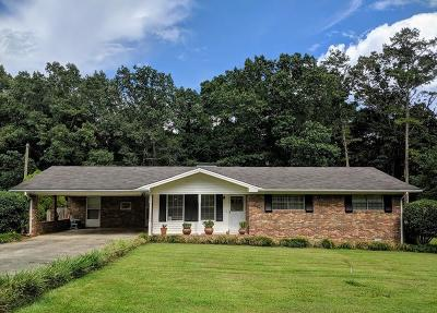 Dalton Single Family Home For Sale: 116 Sharondale Drive