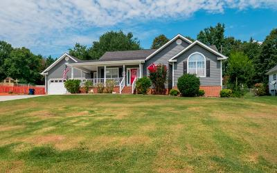Ringgold Single Family Home For Sale: 52 Pintail Drive