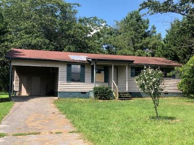 Cohutta, Varnell Single Family Home For Sale: 4010 Tara Drive