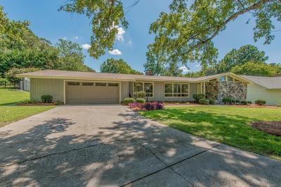 Dalton Single Family Home For Sale: 1807 Southmont Drive