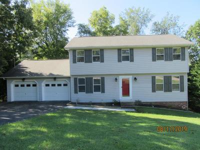 Ringgold Single Family Home For Sale: 584 Woodgate Road