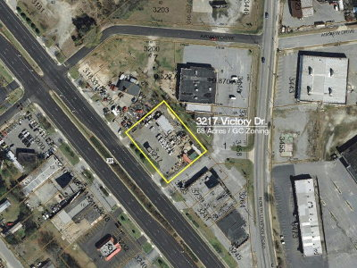 Columbus Residential Lots & Land For Sale: 3217 Victory Drive