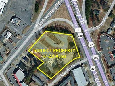 Columbus Residential Lots & Land For Sale: 2214 Ft. Benning Road