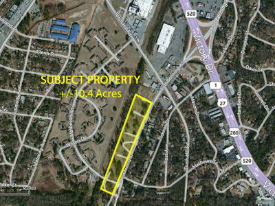 Columbus Residential Lots & Land For Sale: 2339 Ft. Benning Road