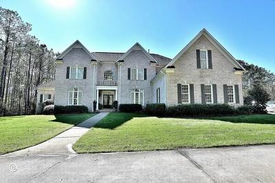Columbus Single Family Home For Sale: 8930 River Road
