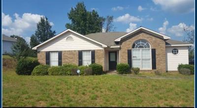 Columbus Single Family Home For Sale: 1658 Bunker Hill Road