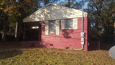 Columbus Single Family Home For Sale: 3323 10th Street