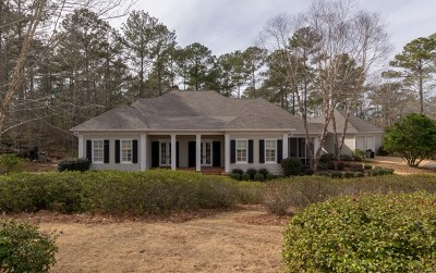 Pine Mountain Single Family Home For Sale: 1796 Piedmont Lake