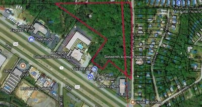 Phenix City Residential Lots & Land For Sale: 906 Boone Drive