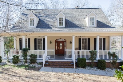 Pine Mountain Single Family Home For Sale: 4945 Piedmont Lake Road