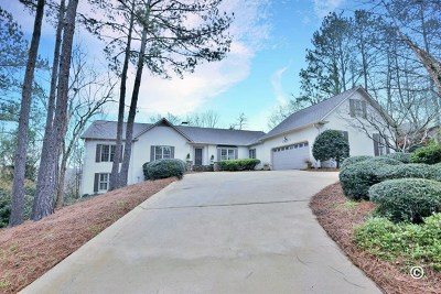 Columbus Single Family Home For Sale: 1388 Millington Road