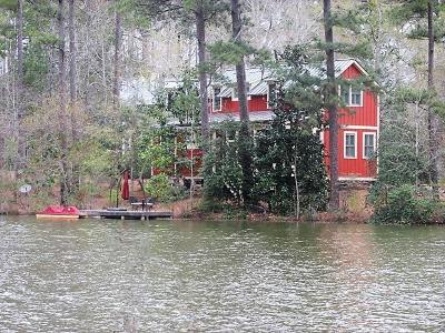 Pine Mountain Single Family Home For Sale: 1139 Martin Lake Point