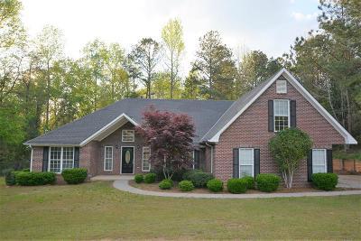Cataula Single Family Home For Sale: 248 Laurel Ridge Lane