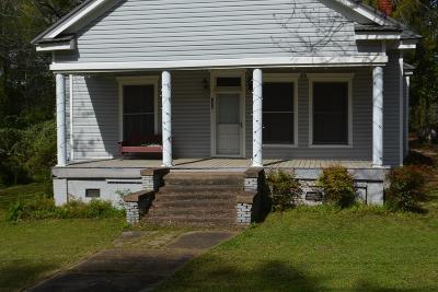 Hamilton Multi Family Home For Sale: Ga Hwy 27