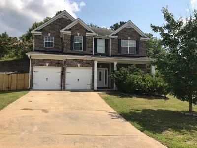 Phenix City Single Family Home For Sale: 1506 Adie Street