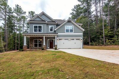 Hamilton Single Family Home For Sale: Lot 2 Westbrook Drive