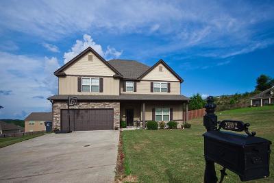Phenix City Single Family Home For Sale: 2502 Hickoryridge Drive