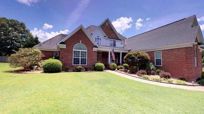Hamilton Single Family Home For Sale: 239 Lake Harding Drive