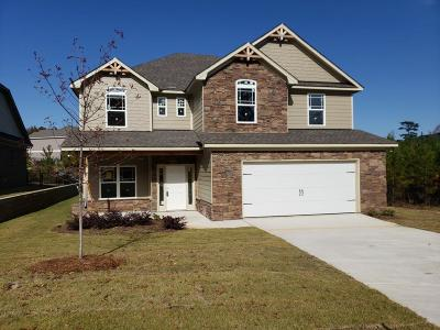 Columbus Single Family Home For Sale: 7024 Spring Walk