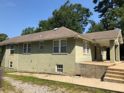 Columbus Single Family Home For Sale: 7037 Whitesville Road