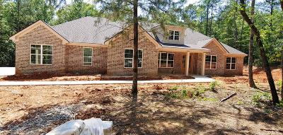 Harris County Single Family Home For Sale: Lot 54 Boxwood Court