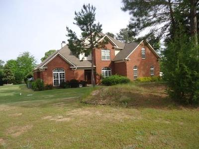 Fortson Single Family Home For Sale: 376 Richardson Road