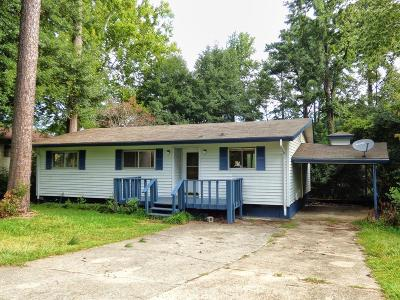 Columbus Single Family Home For Sale: 3155 Mustang Drive