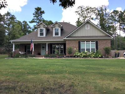 Smiths Station Single Family Home For Sale: 411 Lee Road 0320