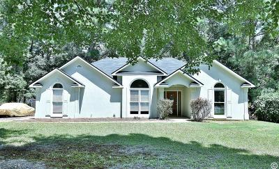 Phenix City AL Single Family Home For Sale: $137,000