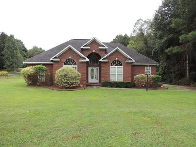 Smiths Station Single Family Home For Sale: 1704 Lee Road 0248