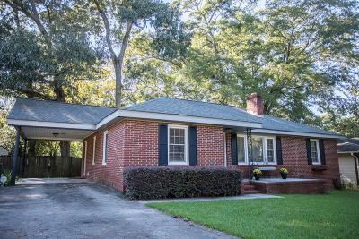 Columbus Single Family Home For Sale: 5321 Eugenia Avenue