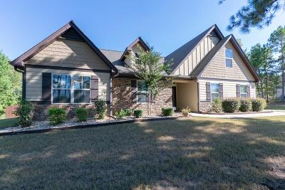 Fortson Single Family Home For Sale: 9742 Wooldridge Heights Drive