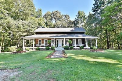Fortson Single Family Home For Sale: 727 Huling Road