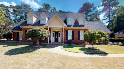 Columbus Single Family Home For Sale: 5040 Donna Sue Drive